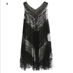 Balmain studded dress